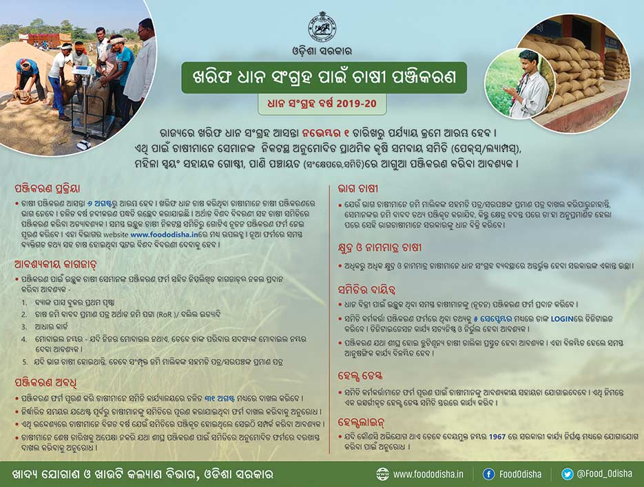 Farmer Registration