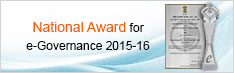 National Award for e-Governance 2015-16
